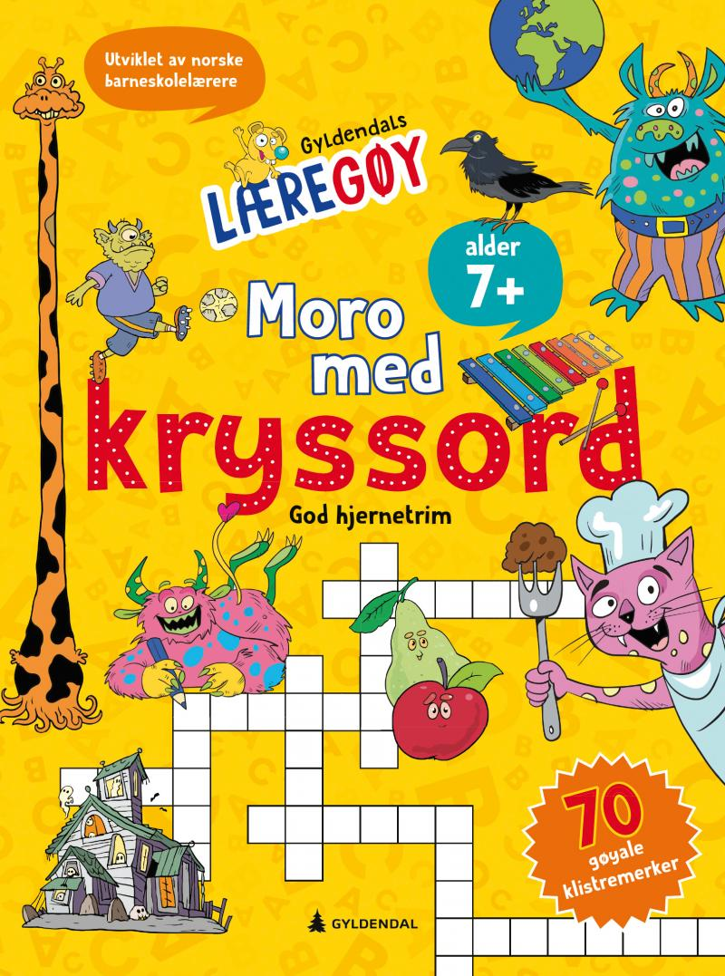 Høyde Kryssord