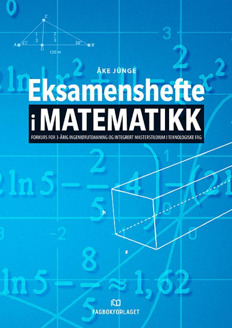 Eksamenshefte i matematikk   Akademika no